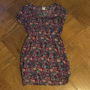 Vero Moda Light Floral Dress
